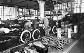 Risultati immagini per catena di montaggio ford