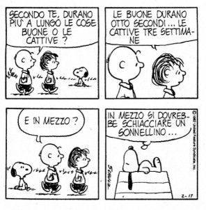 peanuts-fumetti